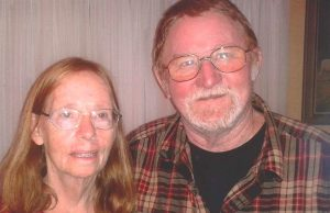 Ron and Joyce Morris will celebrate their 40th anniversary on Friday, Oct. 7. Happy anniversary. From LuLu