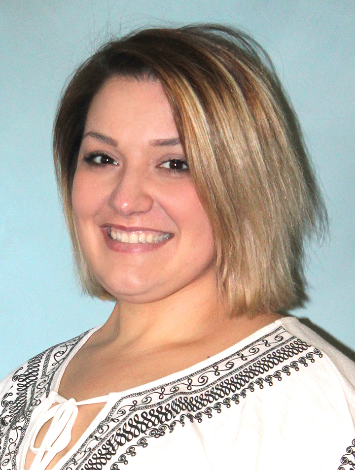 Whitney Leggett : Managing Editor